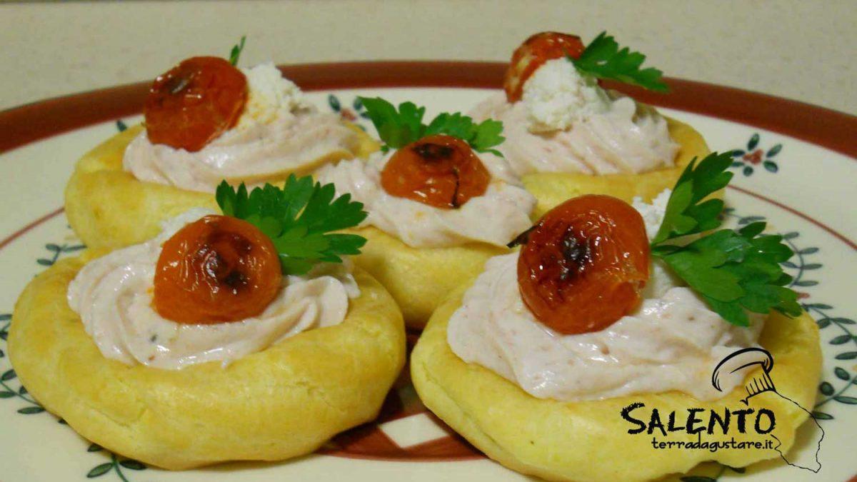 zeppole salate