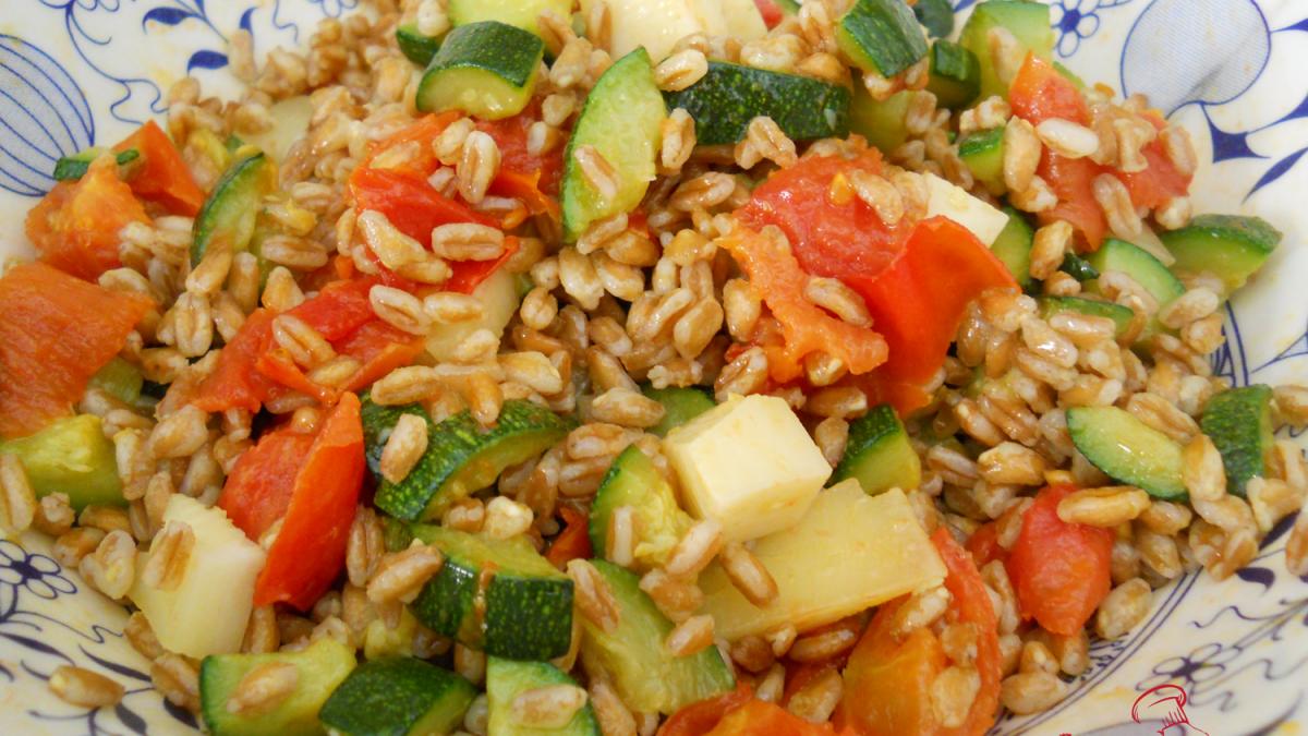 ricette fredde con grano