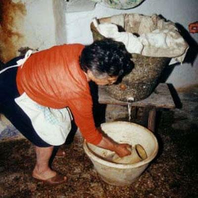lavatrice tradizione popolare salentina