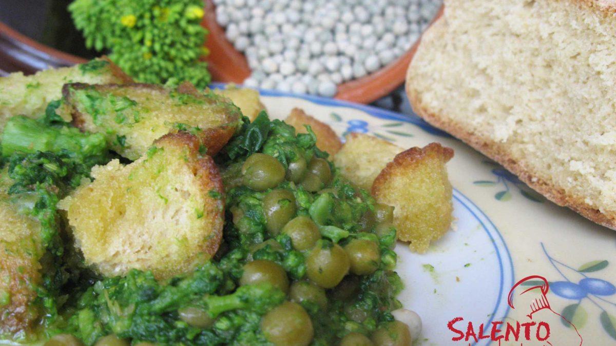 ricette della tradizione salentina: cecamariti