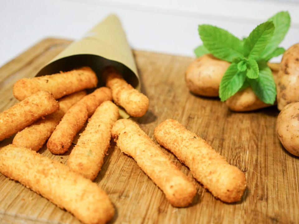 panzerotti di patate