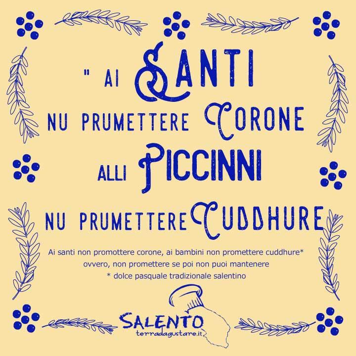 proverbi salentini_ promessa