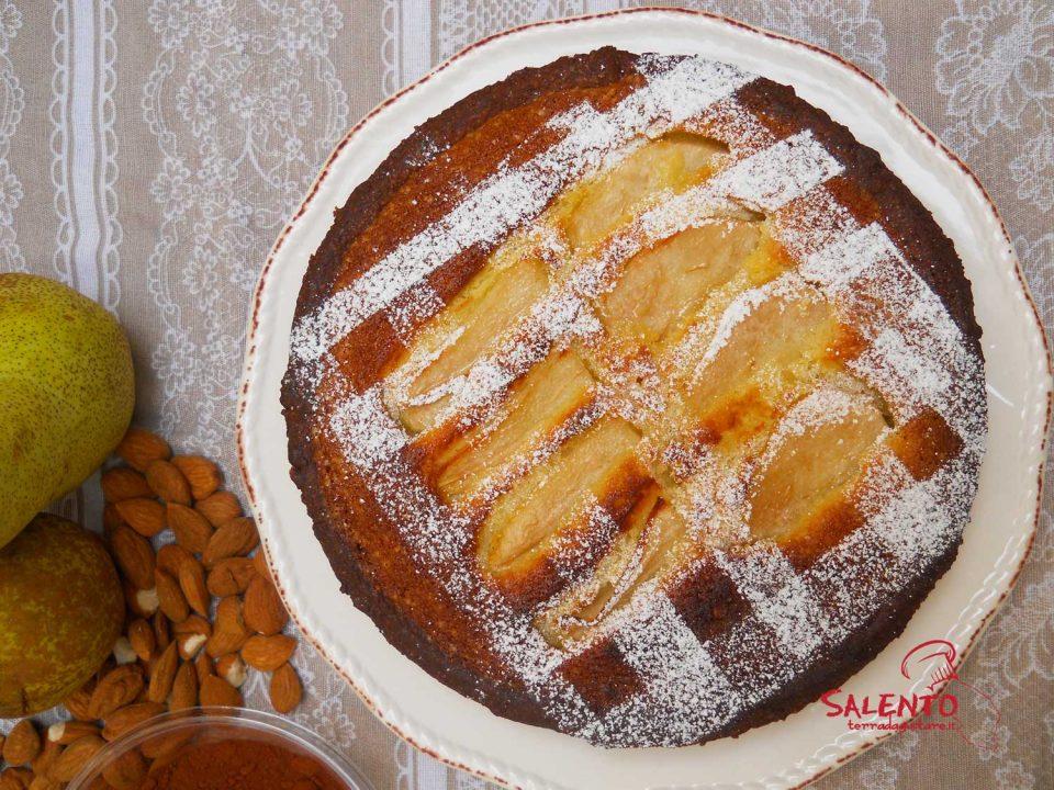crostata morbida pere e cioccolato_2