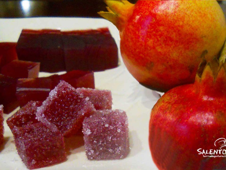 caramelle gelatine al melograno 2