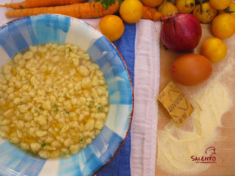piatti tradizionali leccesi