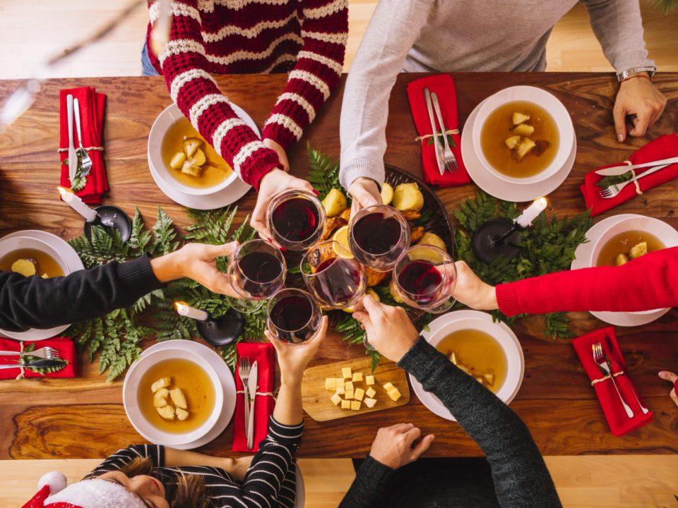 consigli contro abbuffate natalizie