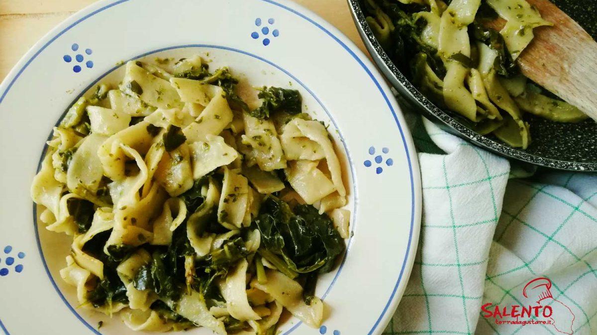 vecchie ricette salentine_tria-cu-li-mugnuli